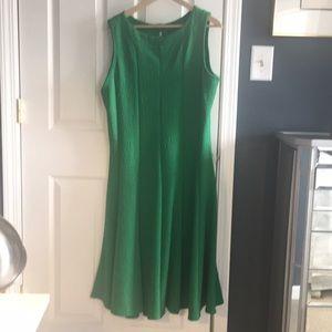 Great a-line swing dress
